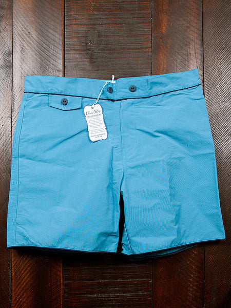 Sky Blue Swim Trunks Jp 60/40 cotton/nylon