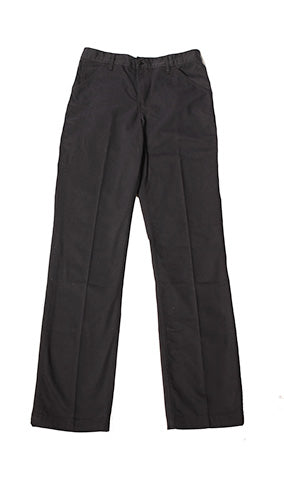 Work Uniform Black Twill Chino (running a little wider in the waist check spec) - Left Field NYC