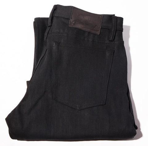 Atlas 16.5 oz Black Maria Extra long staple cotton denim
