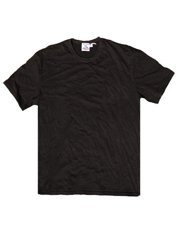 SPECIAL: 2 BLACK LF WORK UNIFORM CREW TEES - Left Field NYC