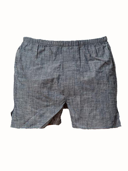Chambray Boxer - Left Field NYC