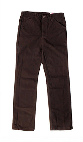 Chocolate Duck Work Uniform Chino  ** size down one in the waist** - Left Field NYC