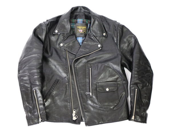 Commando Leather Jacket