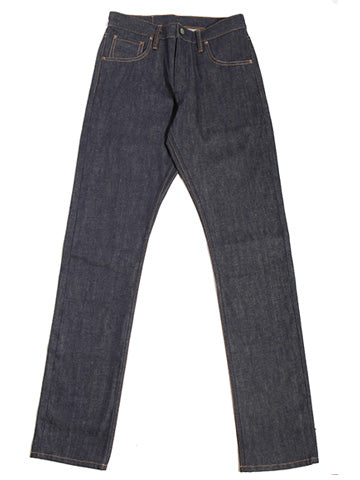 Seconds - Cone Mills 13 oz. Greaser Jean - Left Field NYC