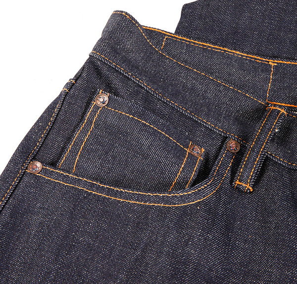 Chelsea Cone Mills 13 oz. Denim Jean - Left Field NYC