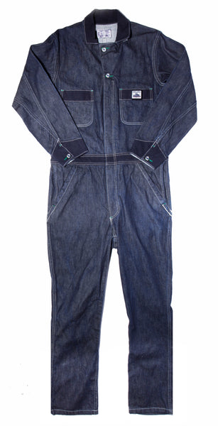 13 oz Cone White Oak Coveralls