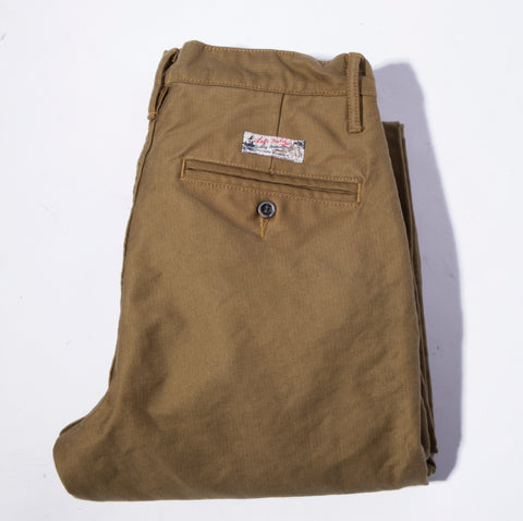 Coal Miner Dark Khaki N1 Deck Cord Chino