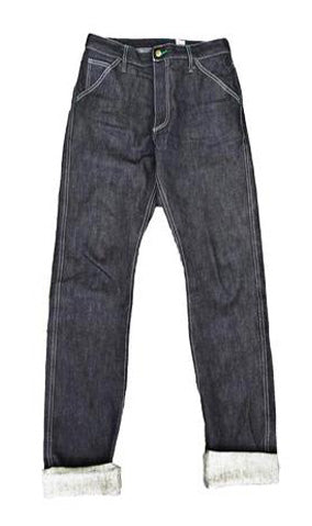 Work Uniform Jean 13 oz Cone White Oak broken twill - Left Field NYC