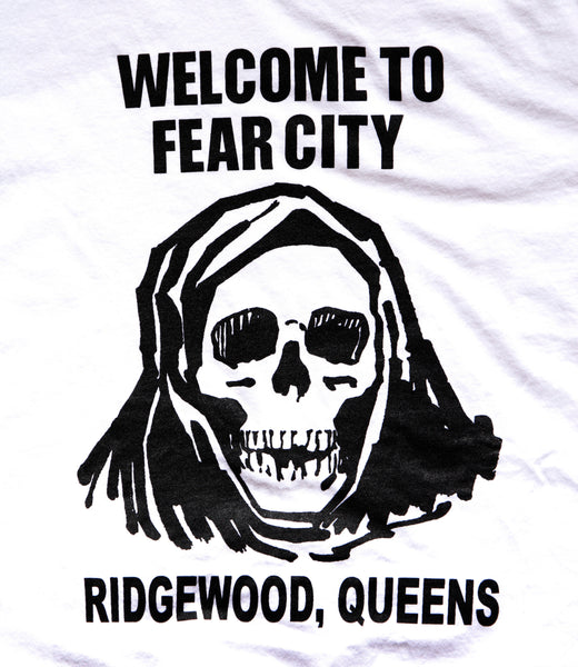 FEAR CITY LF WORK UNIFORM CREW TEE