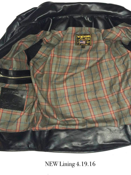Commando Leather Jacket - Left Field NYC