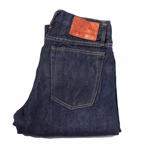 Atlas LF X NAQP 14 oz Hemp/Cotton Nihon Menpu Denim