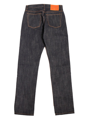 NAQP Collaboration  - Atlas 16.5 oz extra long staple cotton indigo denim - Left Field NYC