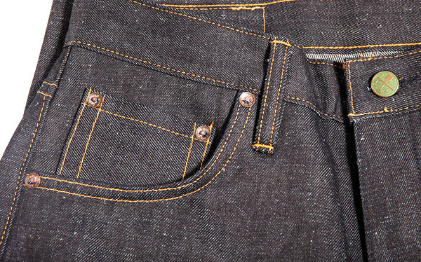 Prime X LF Collaboration Jean - 11 oz Atlas Light Weight Nep - Left Field NYC