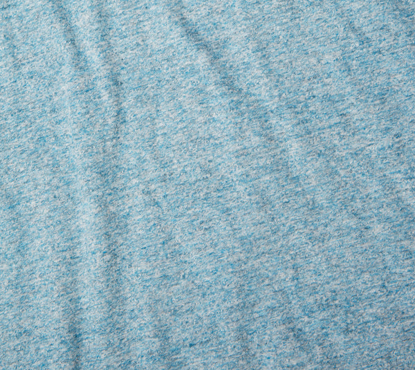 Light Blue Chambray Pocket Tee - Left Field NYC