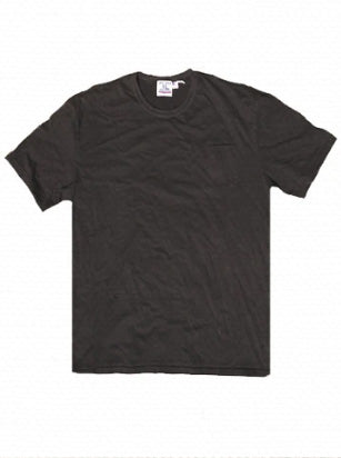 BLACK LF WORK UNIFORM CREW TEE - Left Field NYC