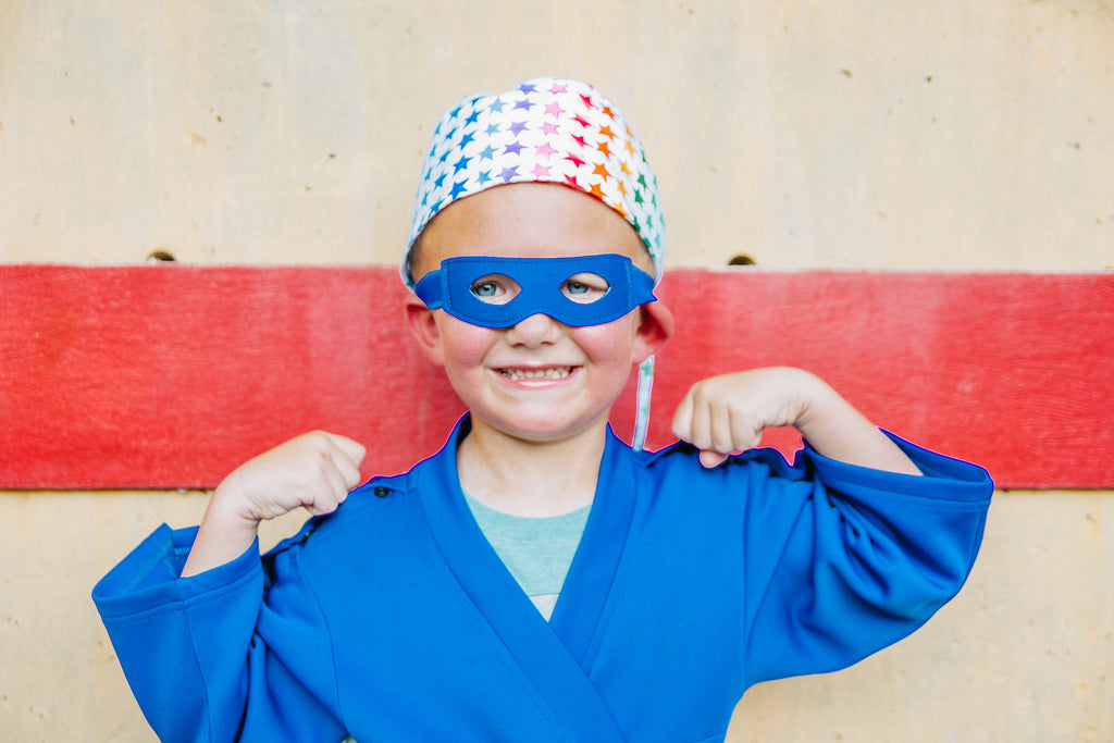 The Elliott Superhero Robe: Bringing Comfort and Joy to Children