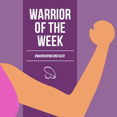 Warrior of the Week logo