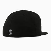 OG Black New Era Fitted