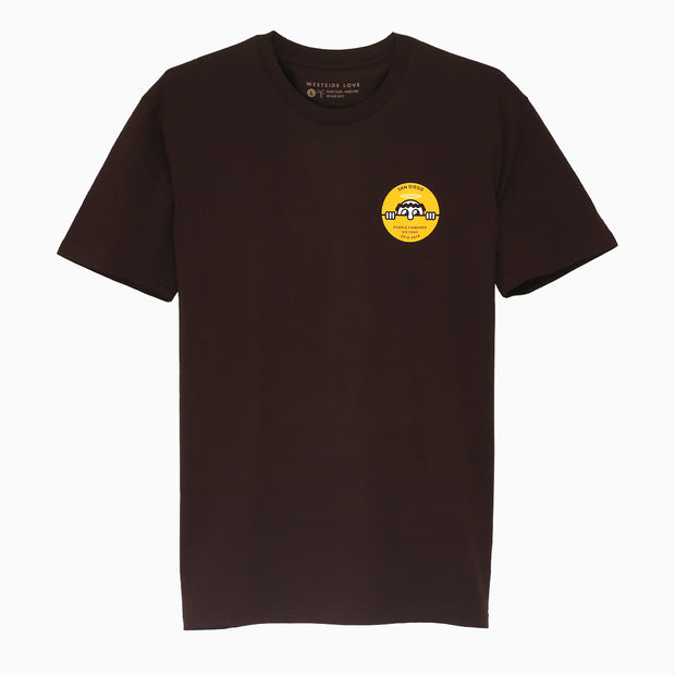 Brought Back The Brown Tee
