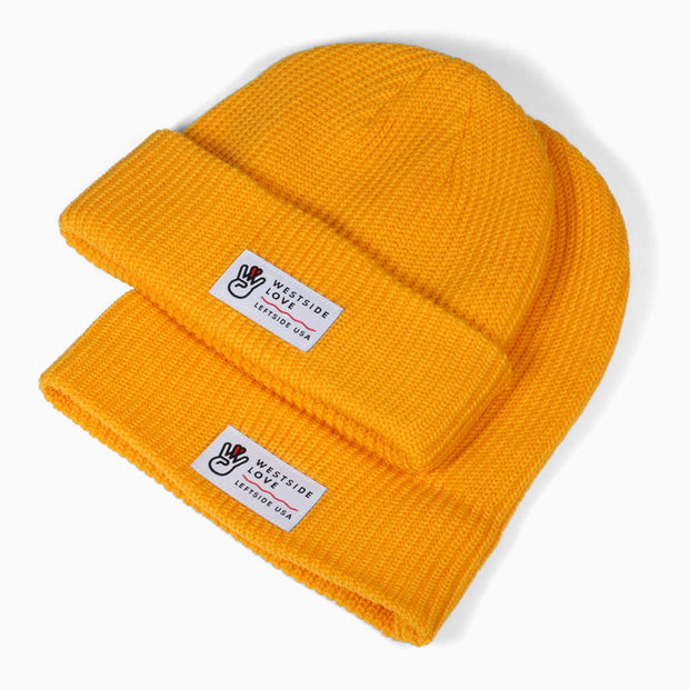 Reversible Fisherman Beanie