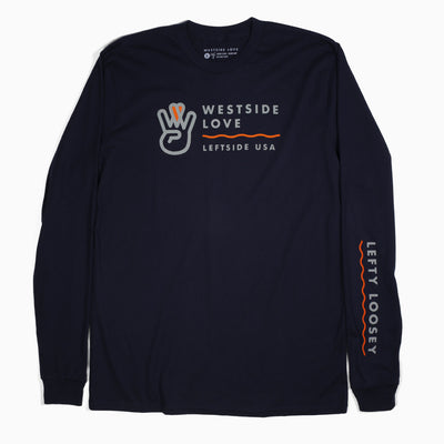 Leftside Label Organic LS Tee