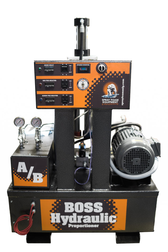 BOSS™ HYDRAULIC PROPORTIONER