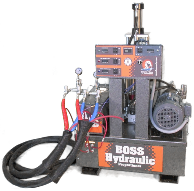BOSS™ HYDRAULIC Double Hose PROPORTIONER