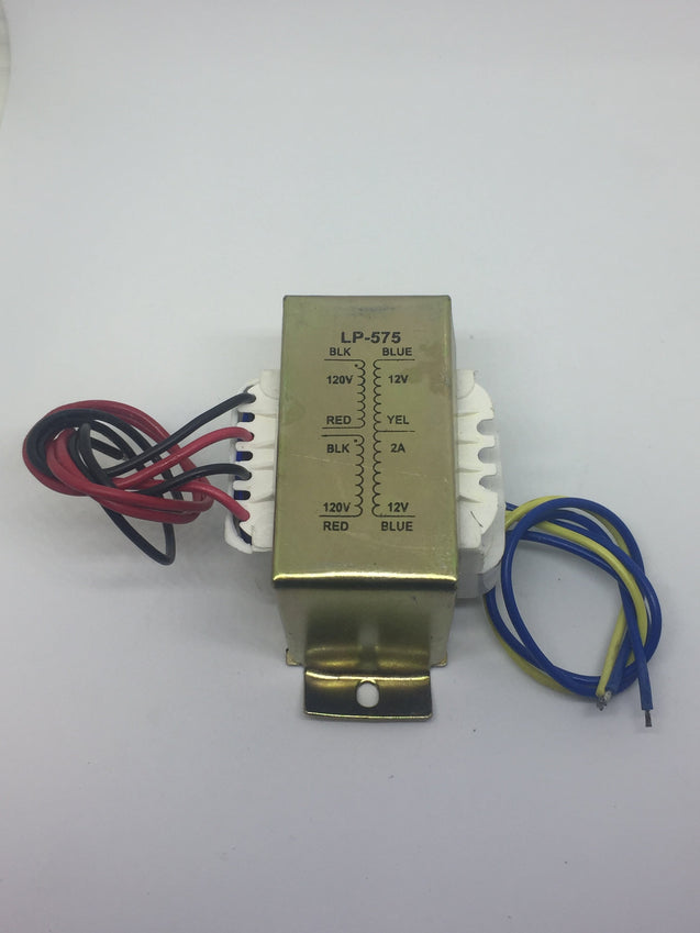 240-Vac x 24-Vac Volt Step-Down Transformer for Boss Proportioner Reversing System Power