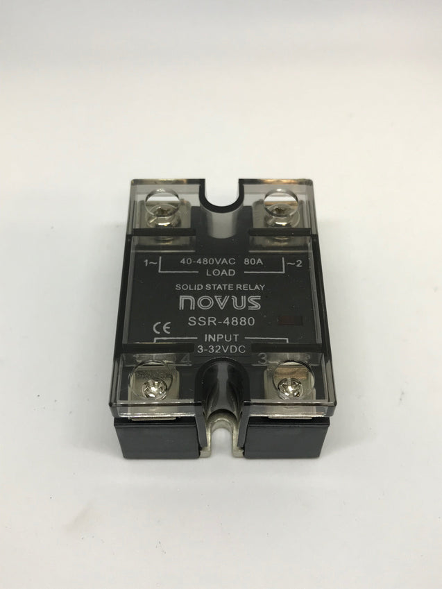 Novus Solid State Relay - 80 amp for Preheat