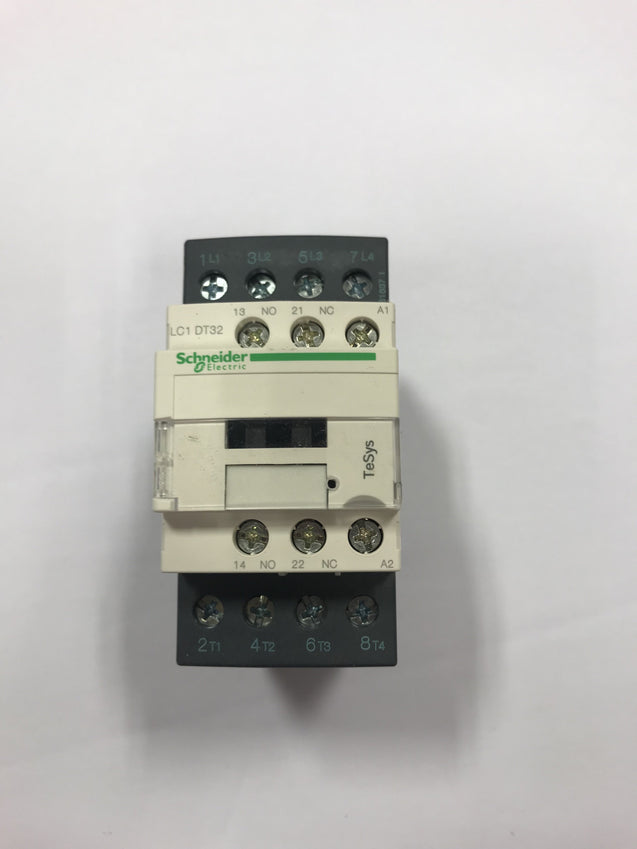 4-Pole Contactor for UL Machine