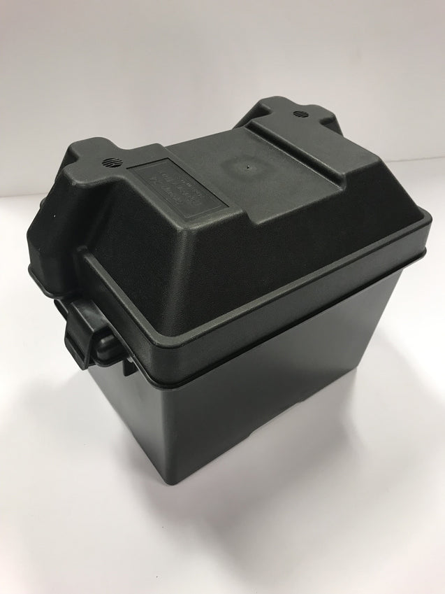Battery Box for Trailer Rig