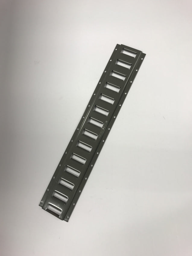 E-Track Mounting Rail for Material Storage