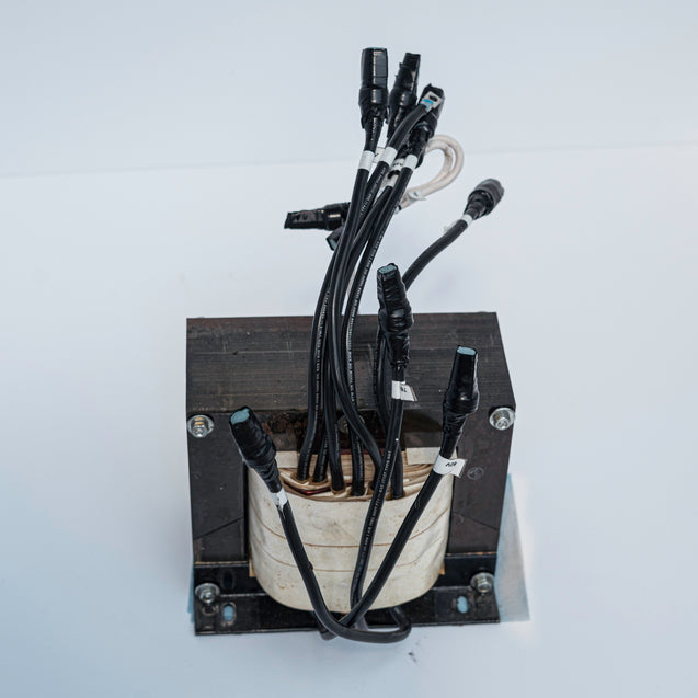 240v Input Step Down Transformer for Up To 400' Hose