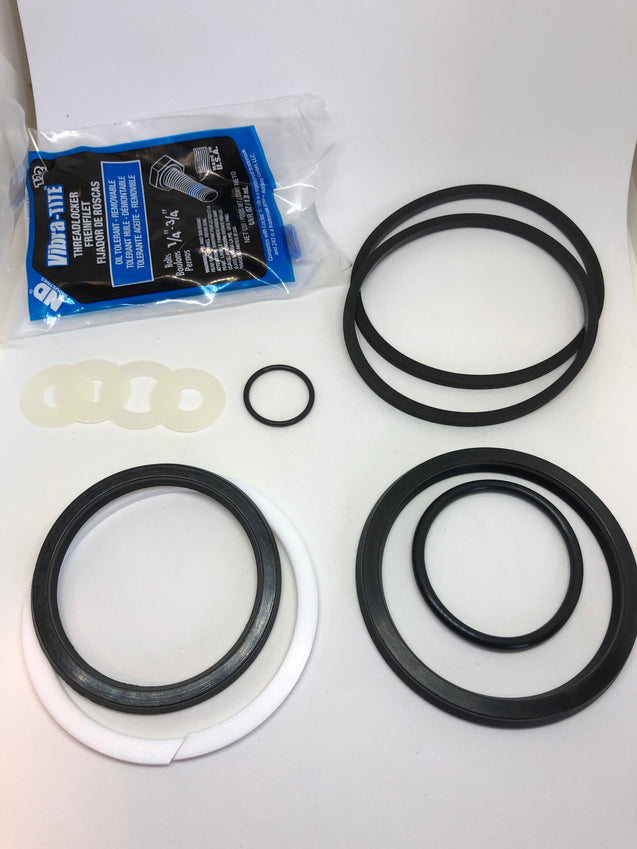 Air Section Repair and Maintenance Kit for OP232C Pump: (Fits 820301, 820302, 820303, 820304, 820306, 820307, 820308)
