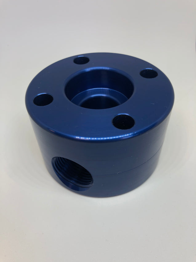 "SFE Resin Fluid Pump Base for 1.25"" Pump"