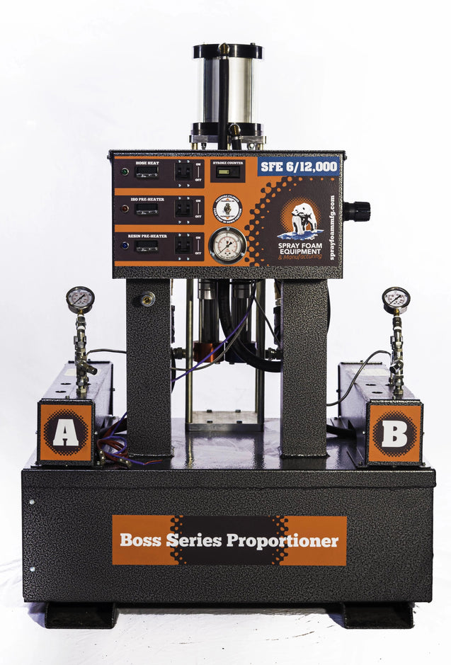 SFE-6/12K High Pressure BOSS™ PROPORTIONER