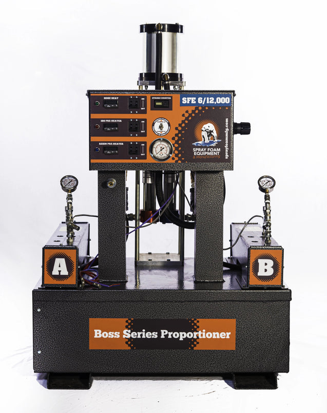 SFE-6/12K High Volume BOSS™ PROPORTIONER