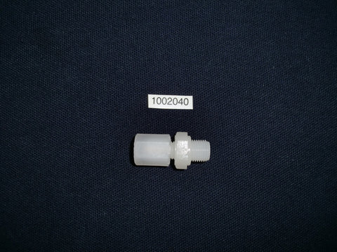 Straight Male Connector BSP 1/8DN416, 1002040