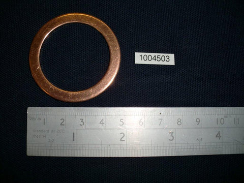 DN40CF Annealed Copper Gasket, 1004503 (Package of 5)