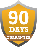90 day satisfaction guarantee