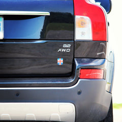 xc90 Union Jack vinyl car sticker
