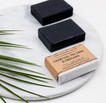 Charcoal Tea Tree Oregano Soap Bar