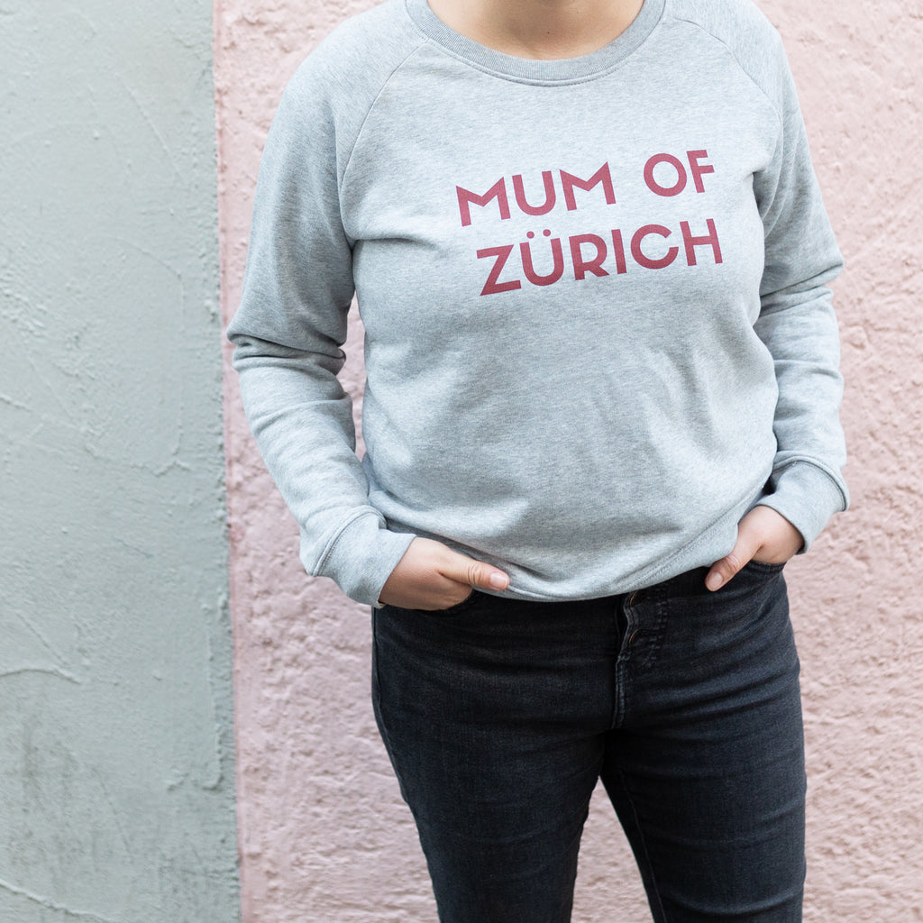 SWEATSHIRT | MUM OF ZÜRICH