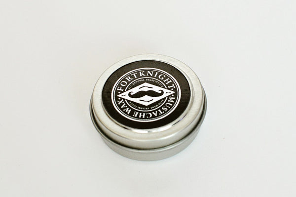 FortKnight Mustache Wax - Black