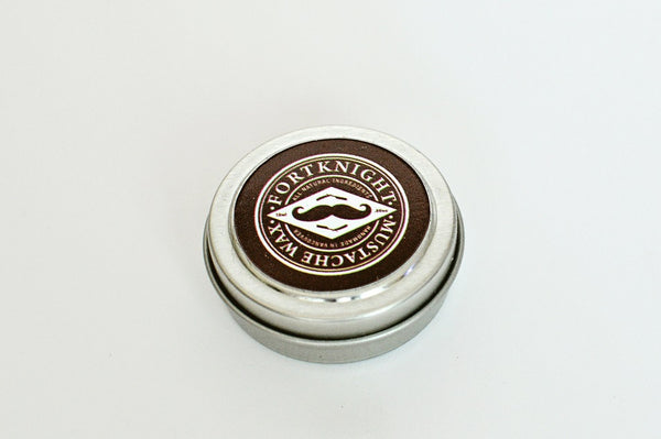 FortKnight Mustache Wax - Brown