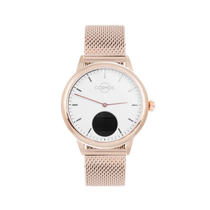 The One - Rose Gold Hybrid Watch