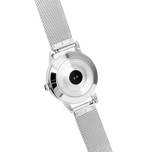 The One - Silver Hybrid Watch