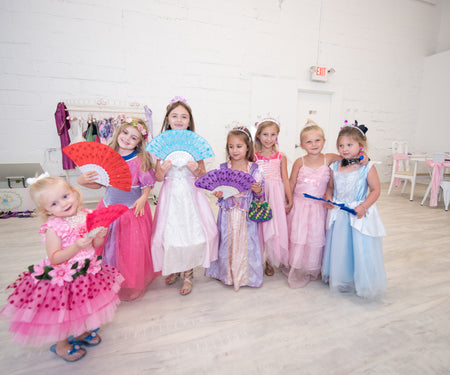 Mini Princess Camp