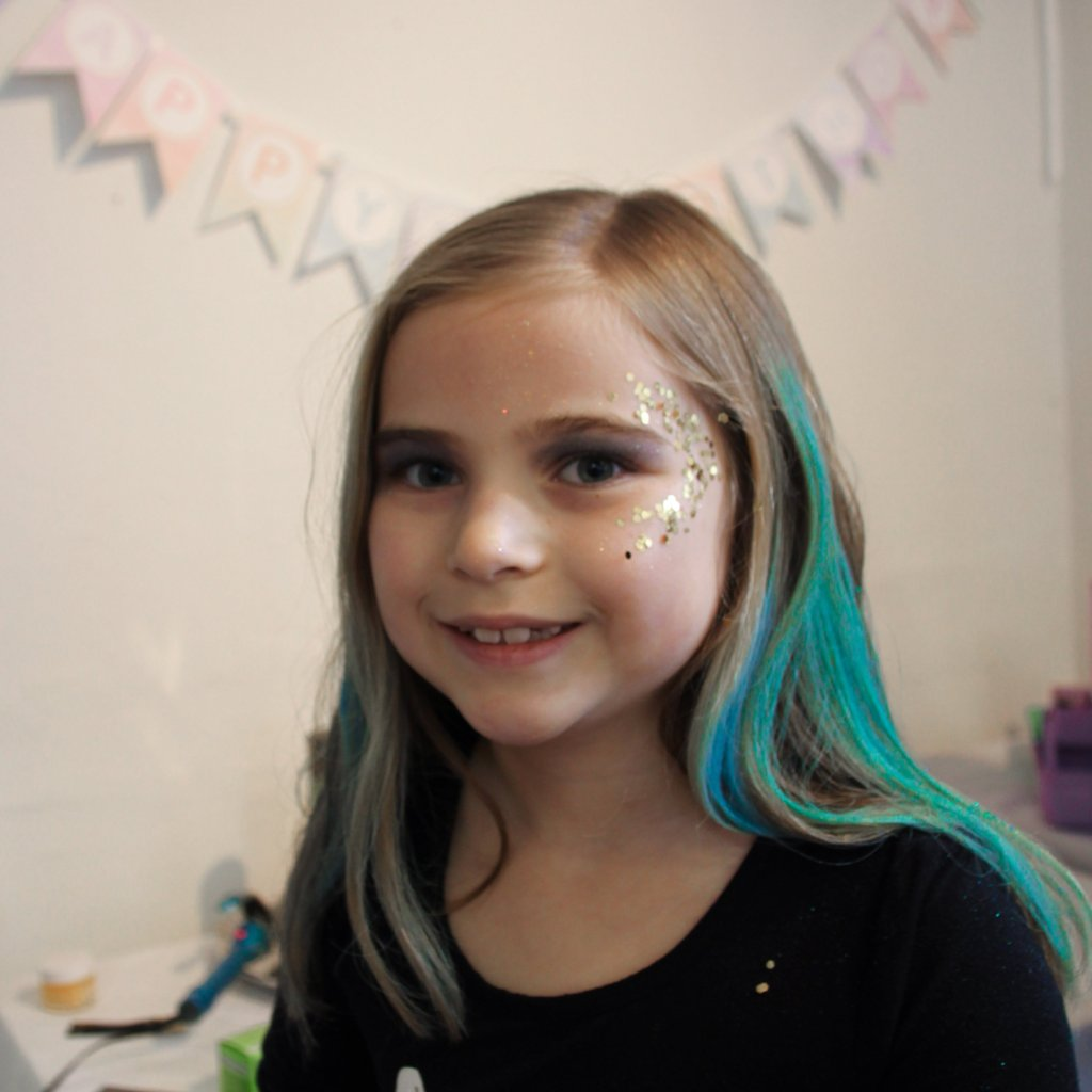 Mermaid Hair Dont Care Party Lil Lamb Boutique