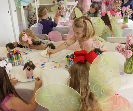 Mini Princess & Pirate Camps